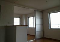 マンション和室→洋室ほか内装施工後