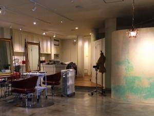 堺市新装美容室施工後