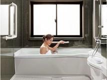 風呂リフォーム1.25坪画像2