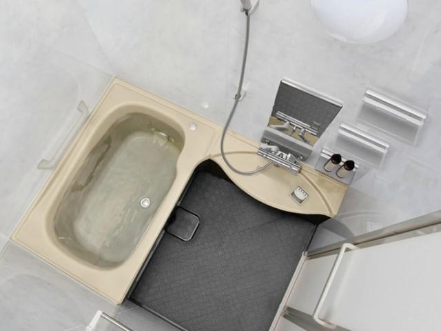 風呂リフォーム0.75坪